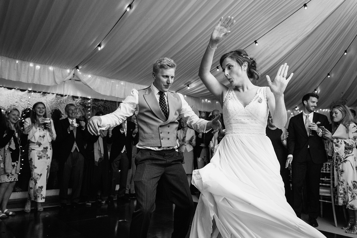 first dance at a suffolk wedding