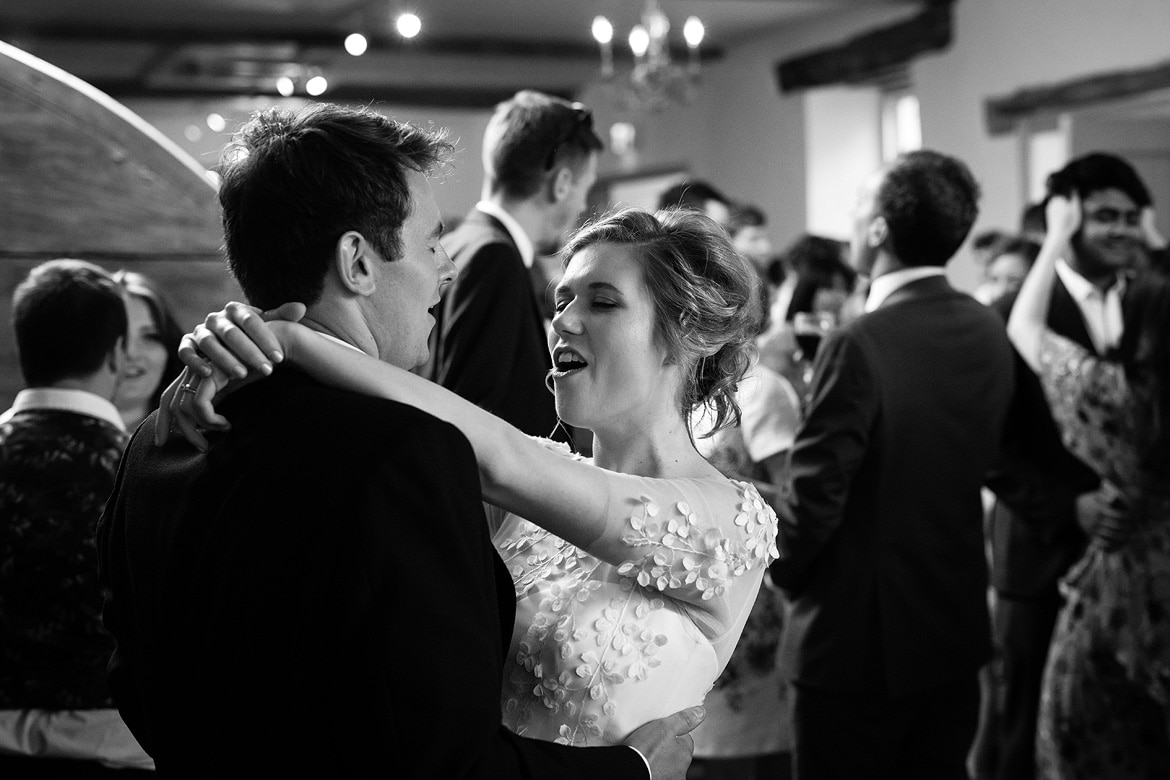 first dance at a pennard house wedding