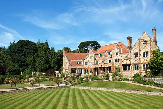 voewood ready for a summer wedding, one of the best norfolk wedding venues
